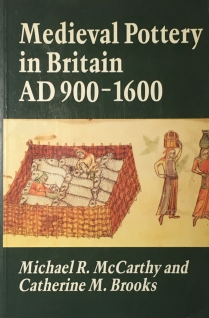 Image for Medieval Pottery in Britain AD 900-1600 :