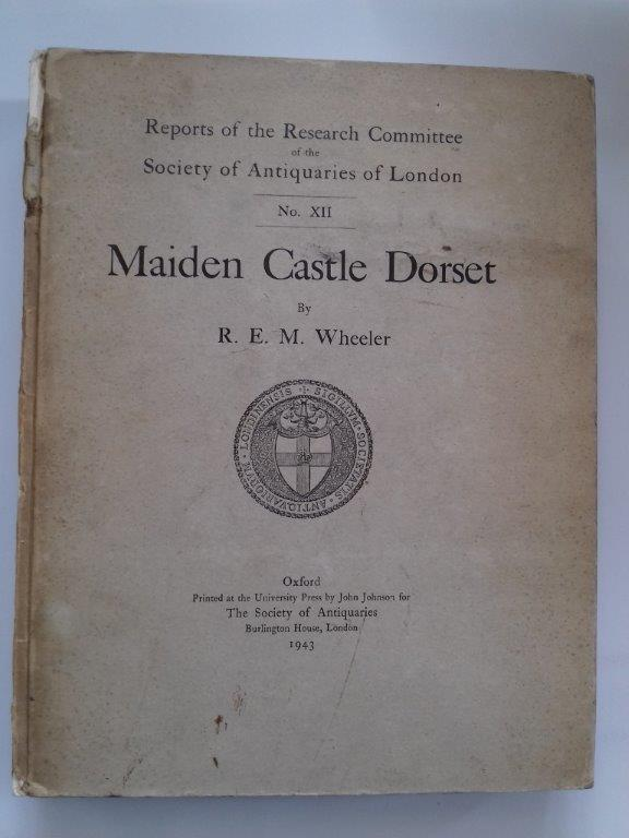Image for Maiden Castle, Dorset :Reports of the Research Committee of the Society of Antiquaries of London No. XII