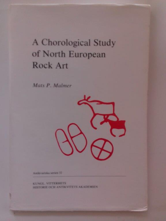 Image for A Chronological Study of North European Rock Art :