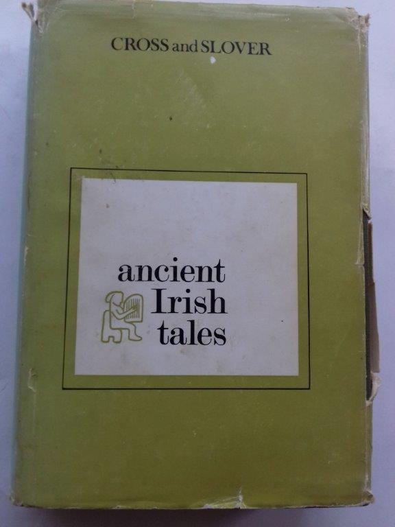 Image for Ancient Irish tales :with a revised bibliography  by Charles W. Dunn