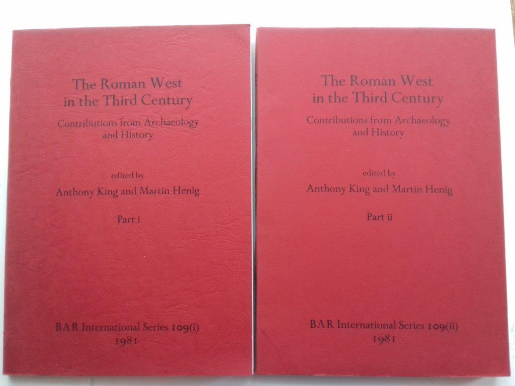 Image for The Roman West in the Third Century :Contributions from Archaeology and History