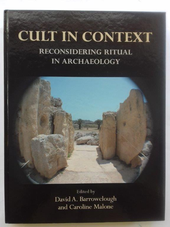 Image for Cult in context :reconsidering ritual in archaeology