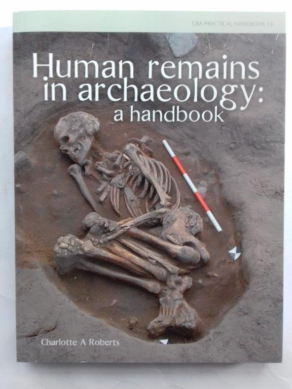 Image for Human remains in archaeology :A handbook