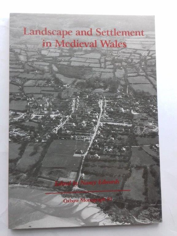 Image for Early Medieval Settlements in Wales AD 400-1100 :A critical reassessment and gazetteer of the archaeological evidence for secular settlements in Wales