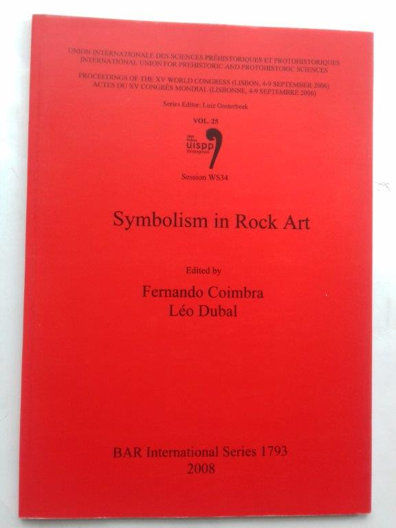 Image for Symbolism in rock art :(International Series 1793)