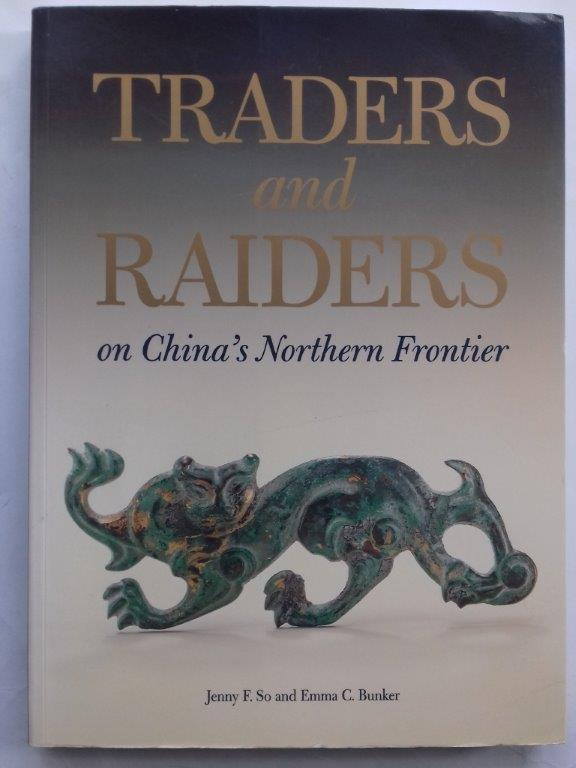 Image for Traders and raiders on China's Northern Frontier :