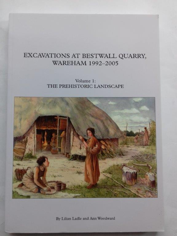 Image for Excavations at Bestwall Quarry, Wareham, 1992-2005, Volume 1 :the prehistoric landscape