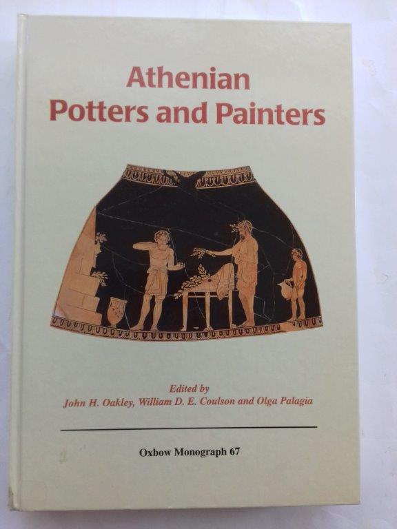 Image for Athenian Potters and Painters :The Conference Proceedings (Oxbow mongraph 67)