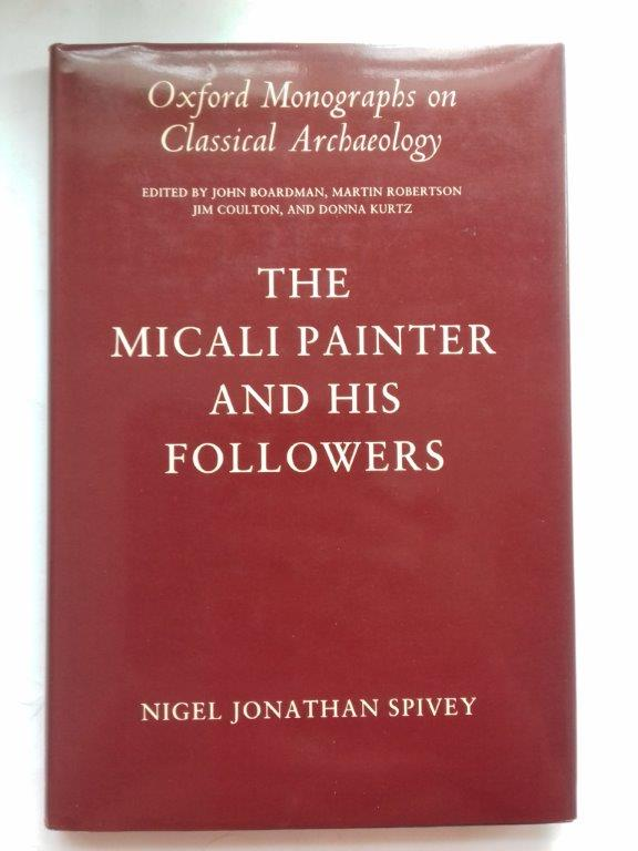 Image for The Micali painter and his followers :