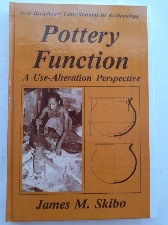 Image for Pottery function, a use-alteration perspective :