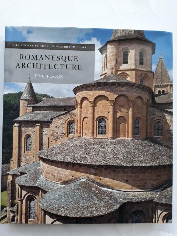 Image for Romanesque architecture :The first style of the European Age