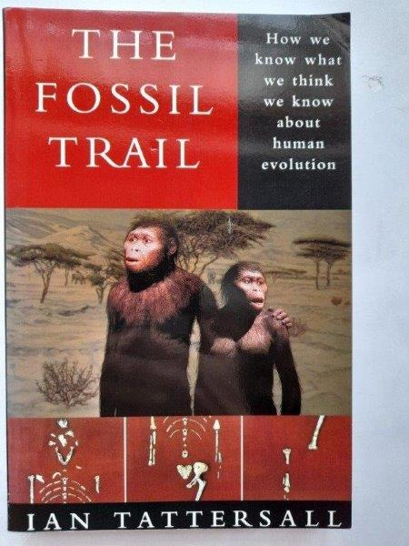 Image for The fossil trail :how we know what we think we know about human evolution