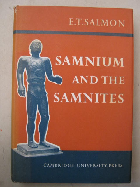 Samnium and the Samnites :, Salmon E T