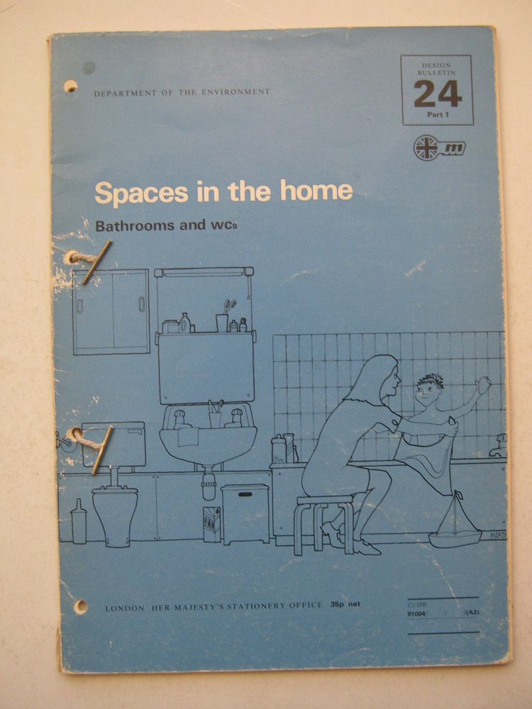 Spaces in the home, Bathrooms and w.cs, Abraham S (et al)