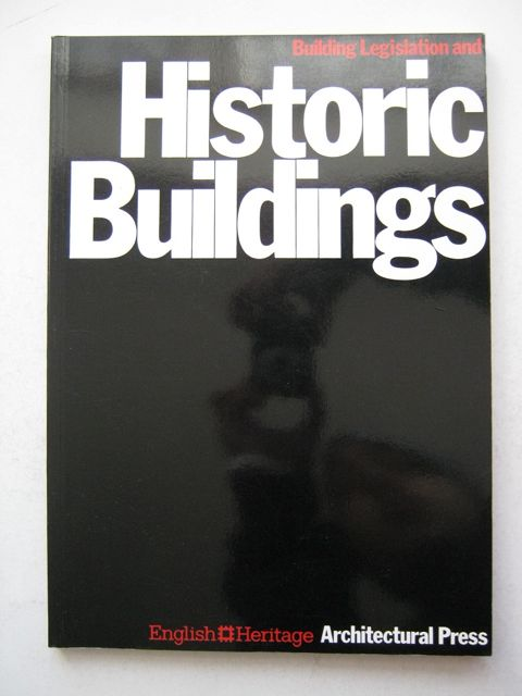 Building Legislation and Historic Buildings :, Parnell, Alan C. ;