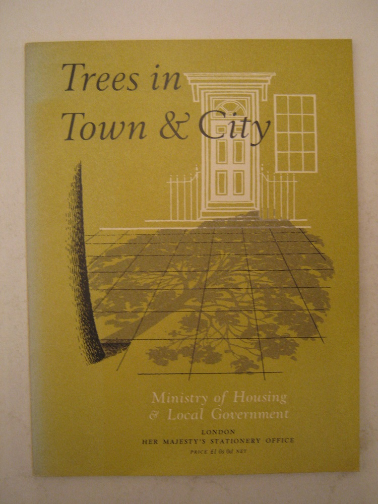 Trees in Town and City :, Anonymous ;