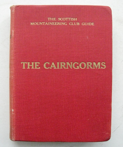 The Cairngorms, The Scottish Mountaineering Club Guide, Alexander H