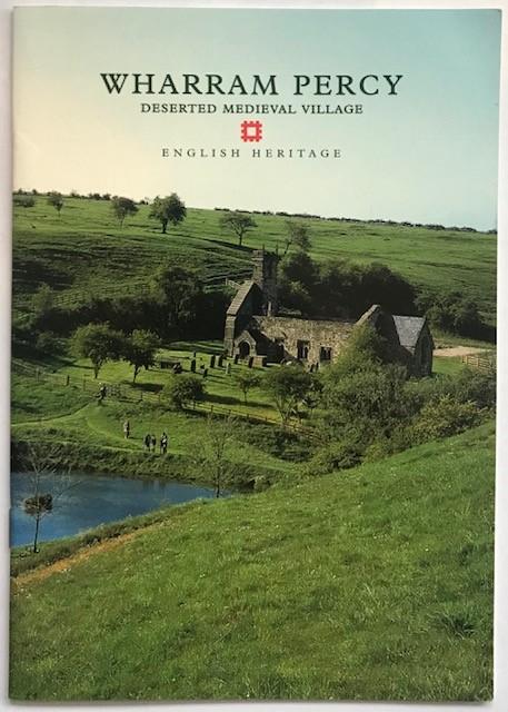 Wharram Percy :Deserted Medieval Village, Beresford M & Hurst J ;