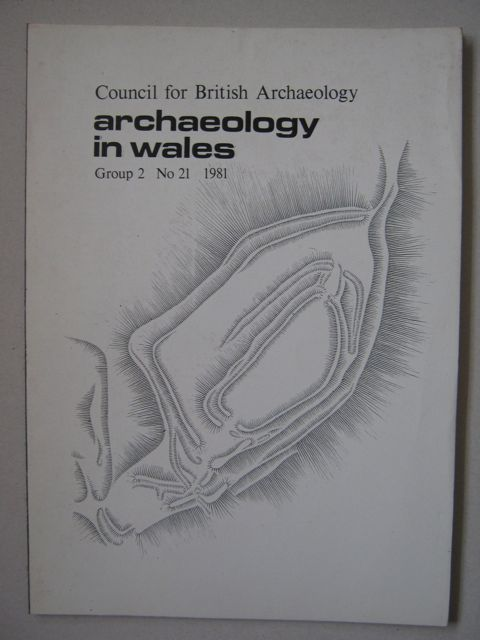 Archaeology in Wales :Volume 21, 1981, Various ;