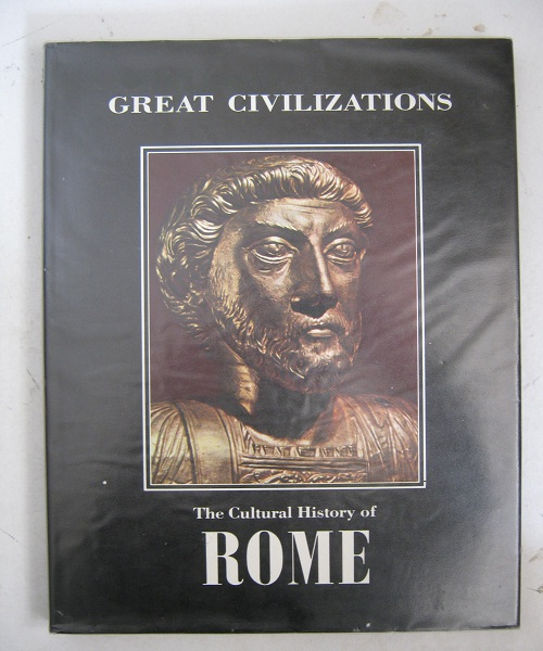 The Cultural History of Rome :, Stierlin H
