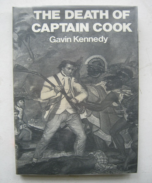 The Death of Captain Cook :, Kennedy, Gavin ;
