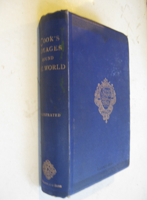 Captain Cook's Voyages Round the World :with An Introductory Life, Synge M B