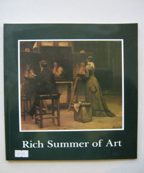 Rich Summer of Art :A Regency Picture Collection Seen Through Victorian Eyes, Waterfield G