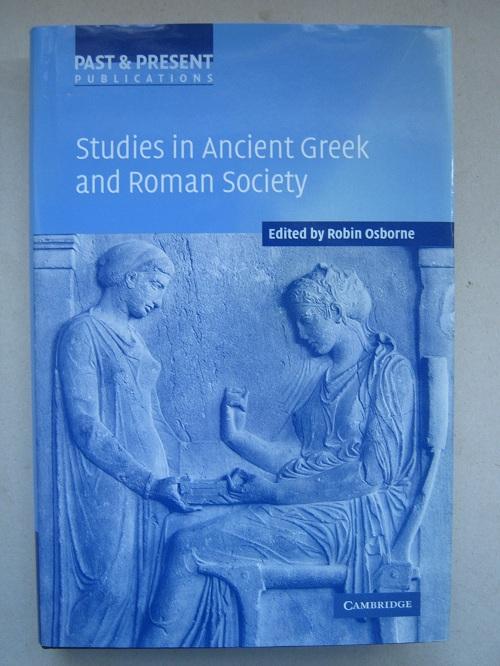 Studies in Ancient Greek and Roman Society :, Osborne R ;
