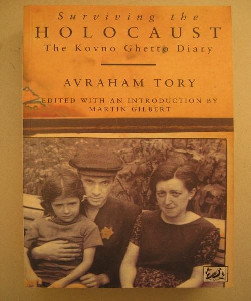 Surviving the Holocaust :The Kovno Ghetto Diary