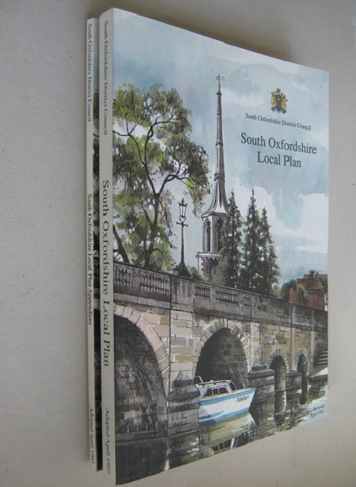 South Oxfordshire Local Plan & Appendices :