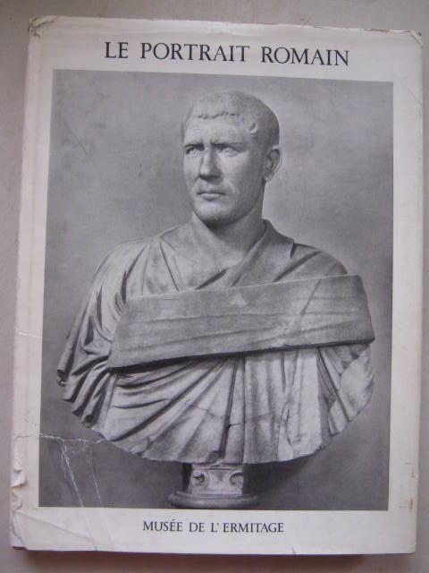 Le portrait Romain :album et catalogue illustré de toute la collection