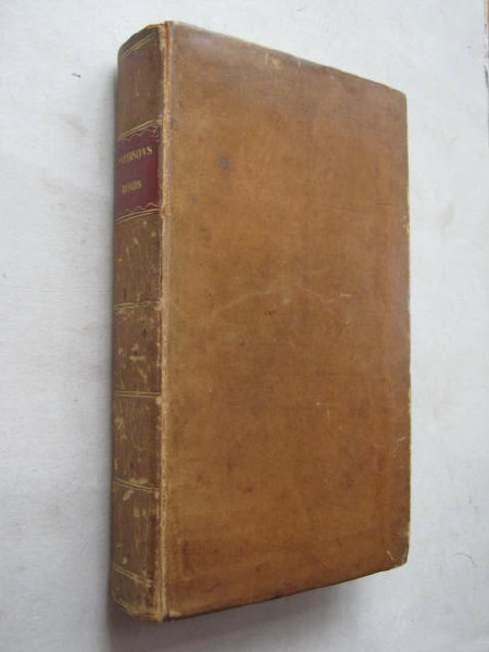 A new and accurate description of all the direct and principal  cross roads in England and Wales, and part of the roads of Scotland :, Paterson D