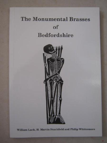 The Monumental Brasses of Bedfordshire :, Lack W (et al)