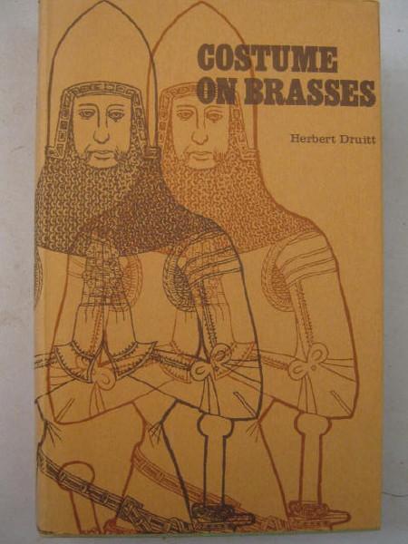 A Manual of Costume :, Druitt, Herbert ;