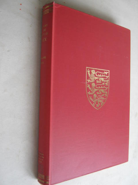 A HISTORY OF THE COUNTY OF ESSEX, VOLUME V (Victoria County History) :, Powell W R (ed)