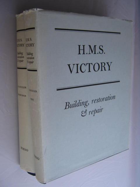 H.M.S. Victory :Building, restoration & repair, Text & Illus, Bugler, Arthur ;