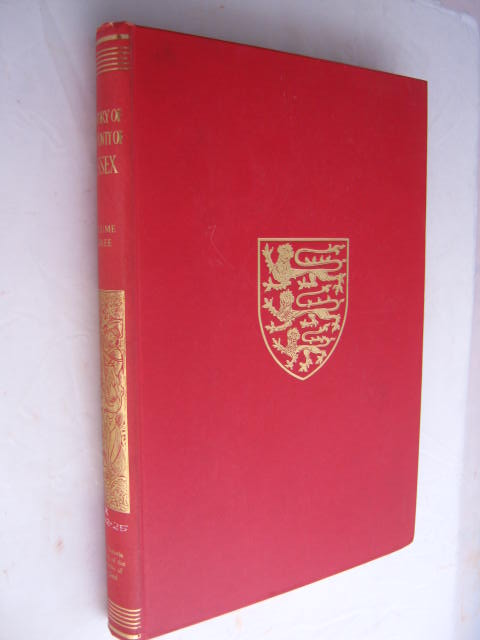 The Victoria History of the Counties of England :Sussex, Volume III, Salzman, M. A. ;(ed)