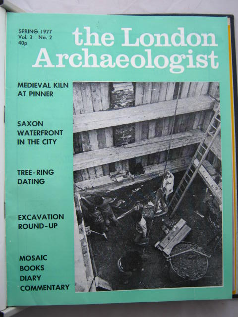 The London Archaeologist, Spring 1977, Vol. III, No. 2 :, Orton, Clive ;(ed)
