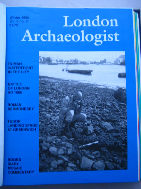 The London Archaeologist, Winter 1996, Vol. VIII, No. 3 :, Orton, Clive ;(ed)
