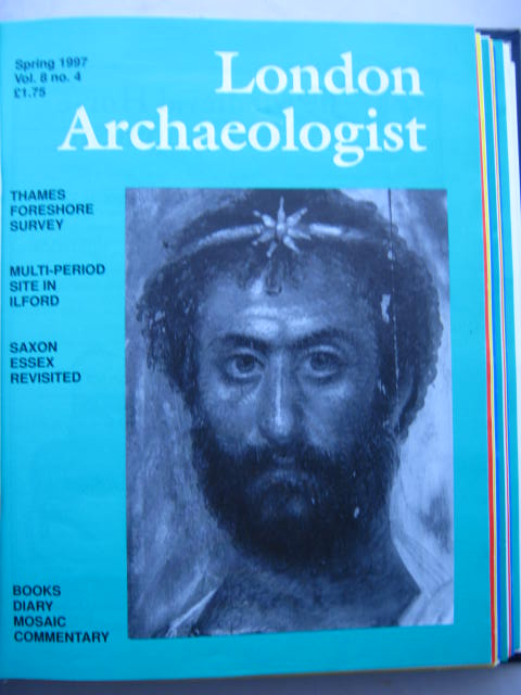 The London Archaeologist, Spring 1997, Vol. VIII, No. 4 :, Orton, Clive ;(ed)