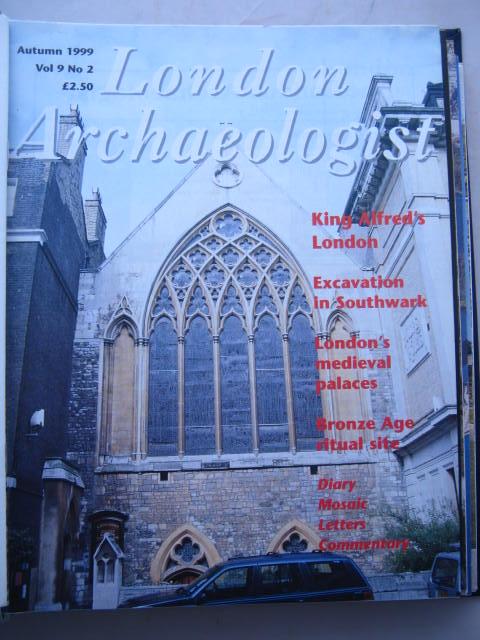 The London Archaeologist, Autumn 1999, Vol. IX, No. 2 :, Orton, Clive ;(ed)