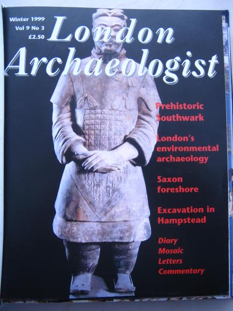 The London Archaeologist, Winter 1999, Vol. IX, No. 3 :, Orton, Clive ;(ed)