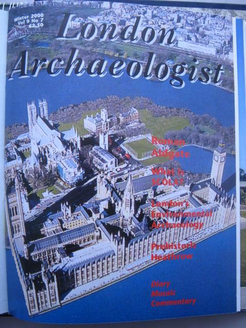 The London Archaeologist, Winter 2000, Vol. IX, No. 7 :, Orton, Clive ;(ed)