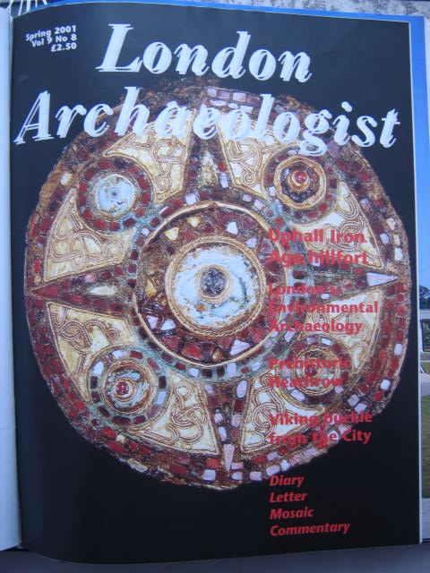 The London Archaeologist, Spring 2001, Vol. IX, No. 8 :, Orton, Clive ;(ed)