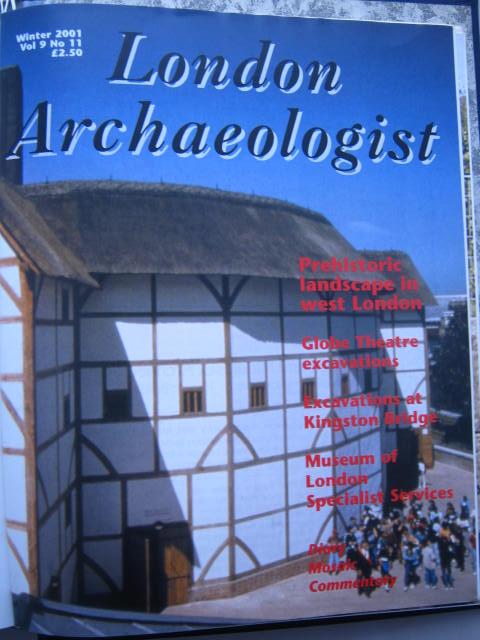The London Archaeologist, Winter 2001, Vol. IX, No. 11 :, Orton, Clive ;(ed)