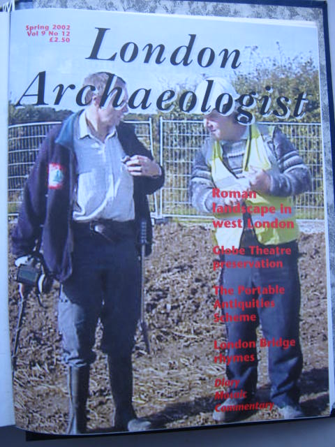 The London Archaeologist, Spring 2002, Vol. IX, No. 12 :, Orton, Clive ;(ed)