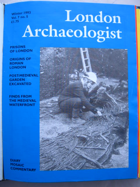 The London Archaeologist, Winter 1993, Vol. VII, No. 5 :, Orton, Clive ;(ed)