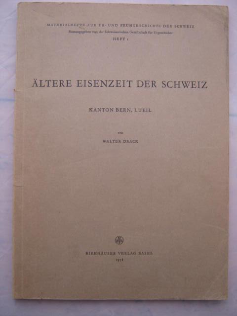 Altere Eisenzeit Der Schweiz :Kanton Bern, II