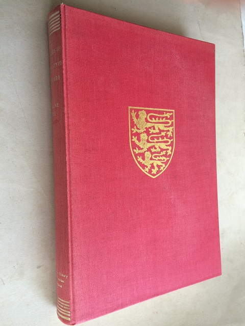 Victoria County History Staffordshire, Vol I. :, Page, William  ;(ed)