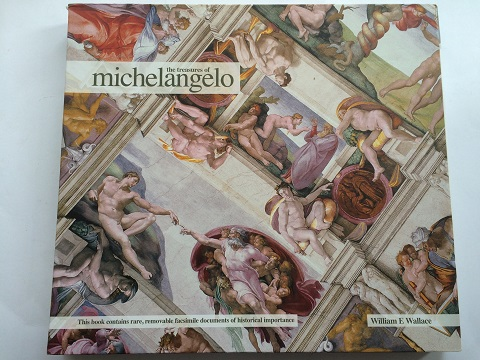 The Treasures of Michelangelo :, Wallace, William E. ;